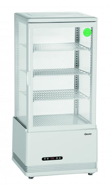 Bartscher Mini-Kühlvitrine 78L-WE/L 700878G