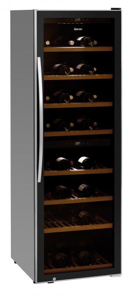 Bartscher Weinkühlschrank 2Z 180FL 700132