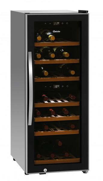 Bartscher Weinkühlschrank 2Z 38FL 700130