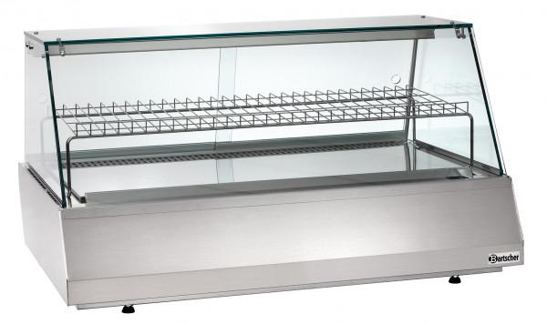 Bartscher Aufsatzkühlvitrine - 3/1 GN - eckig 406052