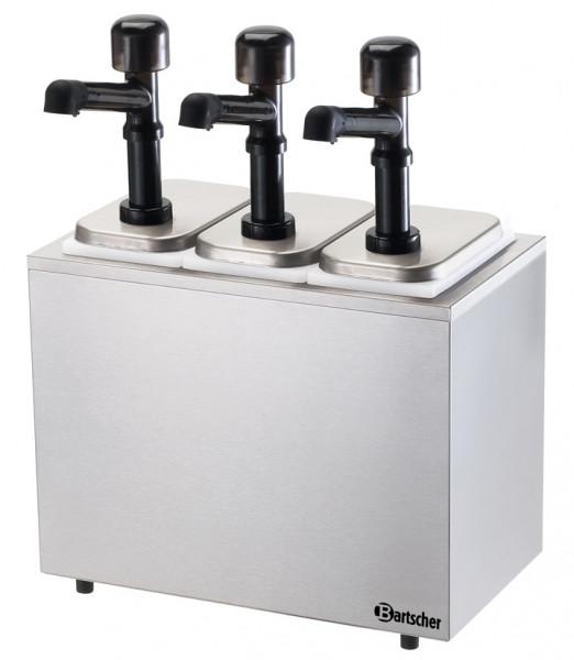 Bartscher Pumpstation 3 Pumpen 100323