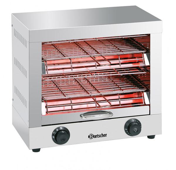 Bartscher Toaster / Überbackgerät A151600