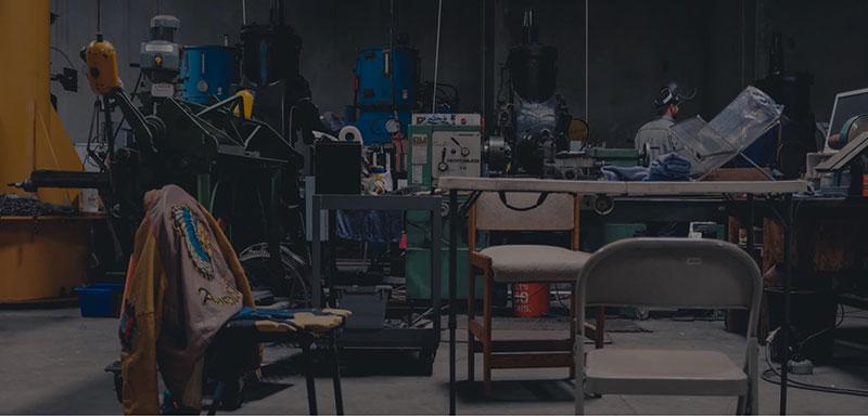 Werkstatt für Großküchengeräte
